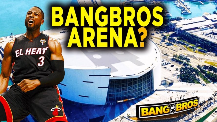 miami heat american airlines are 889x500 - Miami Heat American Airlines Arena Name Change To BangBros Center?