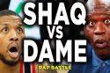 1722 125x83 - Shaq vs Damian Lillard NBA Rap Battle Diss Track Reaction