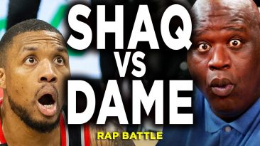 1722 366x205 - Shaq vs Damian Lillard NBA Rap Battle Diss Track Reaction