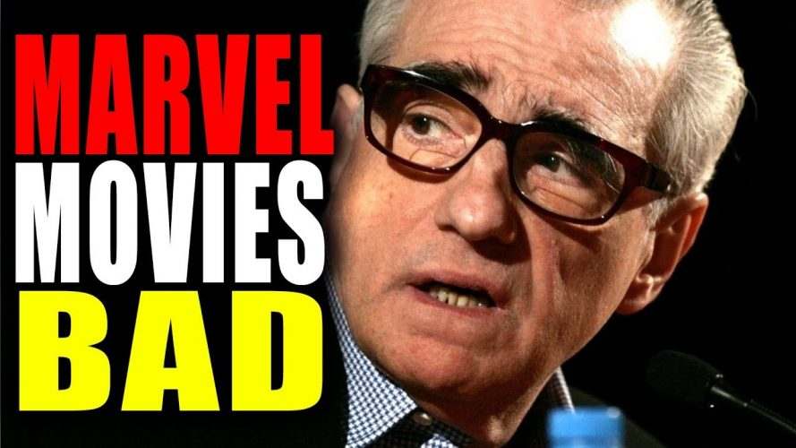 martin scorsese compares marvel 889x500 - Martin Scorsese Compares Marvel Movies To Theme Parks