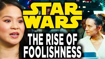 star wars foolishness web 366x205 - Star Wars Rise Of Skywalker: Will Media Troll Fans Again?