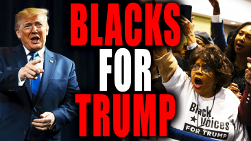 black voices for trump event 366x205 - Black Voices For Trump Reaction: Crazy African Americans?
