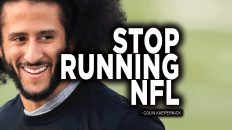 colin kaepernick workout intervi 232x130 - Colin Kaepernick Workout Interview Throws Shots At NFL!