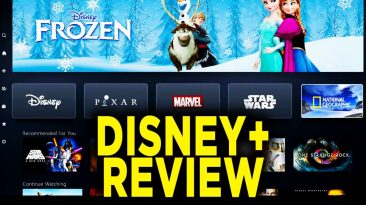 disney plus review and reaction 366x205 - Disney Plus Review and Reaction: Streaming Service Worth It?