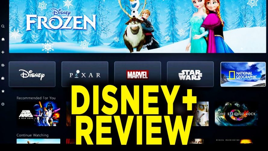 disney plus review and reaction 889x500 - Disney Plus Review and Reaction: Streaming Service Worth It?