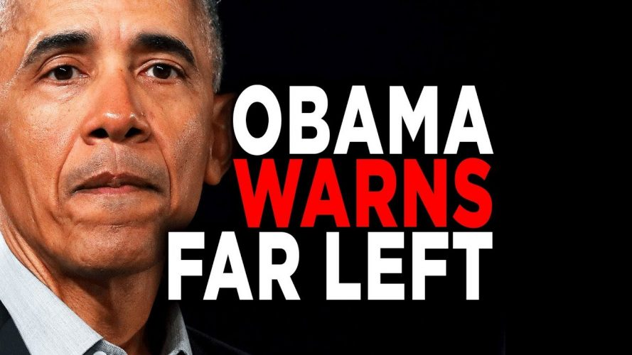 obama warns americans about too 889x500 - Obama Warns Americans About Too Extreme Far Left Politics