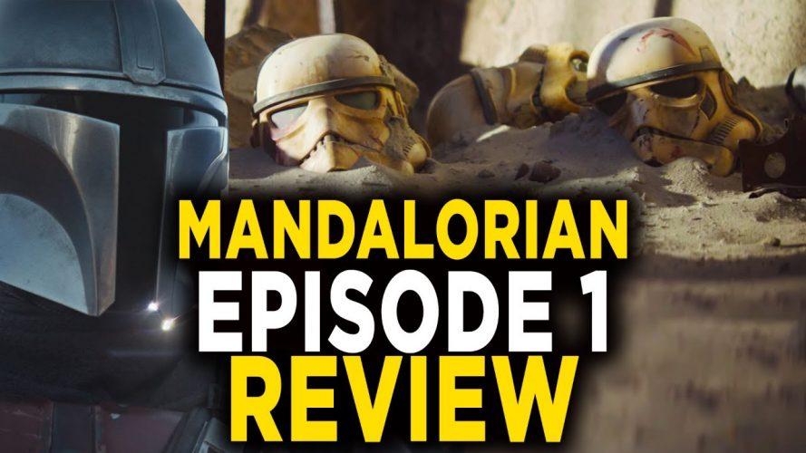 the mandalorian episode 1 review 889x500 - The Mandalorian Episode 1 Review