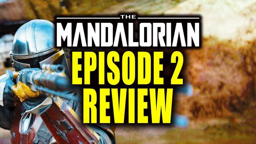 the mandalorian episode 2 review 889x500 - The Mandalorian Episode 2 Review & Live Reaction: Spoilers!
