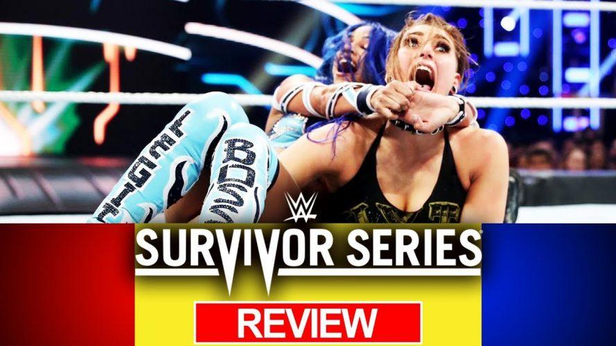 wwe survivor series 2019 review 889x500 - WWE Survivor Series 2019 Review