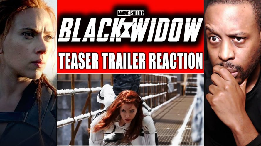 black widow trailer reaction 889x500 - Black Widow Trailer Reaction