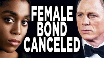 new female 007 movie after james 366x205 - New Female 007 Movie After James Bond No Time To Die? NEVER!