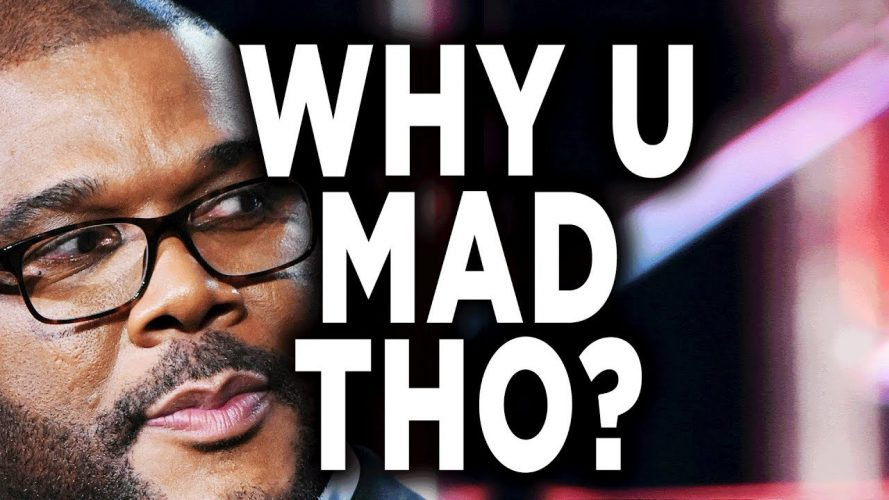 tyler perry responds to black pe 889x500 - Tyler Perry Responds To Black People Mad At His Writers Room