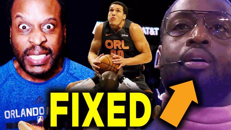 aaron gordon robbed in 2020 nba 889x500 - Aaron Gordon Robbed In 2020 NBA Slam Dunk Contest Reaction!