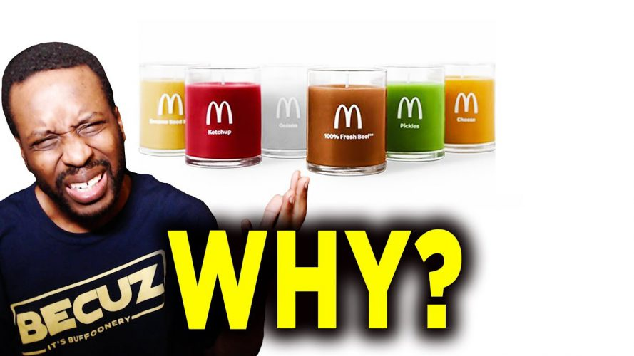mcdonalds scented candles 889x500 - McDonald's Scented Candles