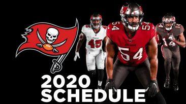 tampa bay bucs 2020 nfl schedule 366x205 - Tampa Bay Bucs 2020 NFL Schedule Reveal Reaction & Recap