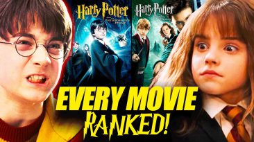 worst harry potter movie ranked 366x205 - Worst Harry Potter Movie Ranked? The Sorcerer's Stone!