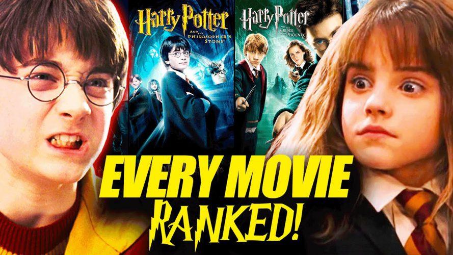 worst harry potter movie ranked 889x500 - Worst Harry Potter Movie Ranked? The Sorcerer's Stone!