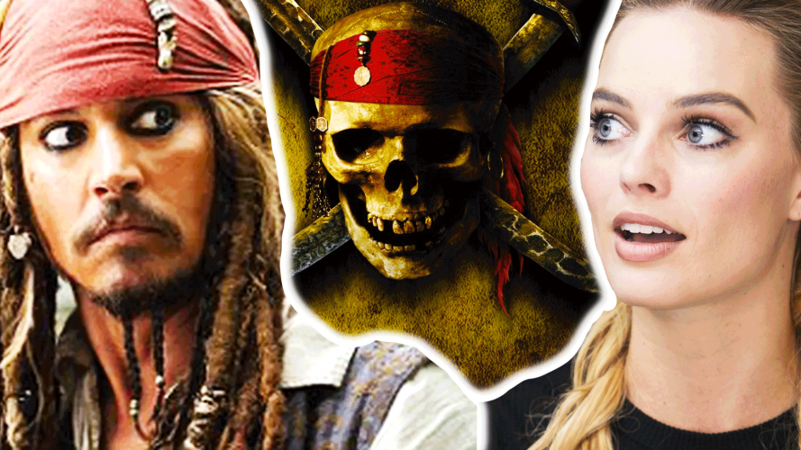 potc 889x500 - Female Pirates of the Caribbean Reboot! Johnny Depp Canceled