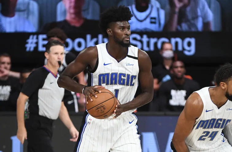 jonathan isaac injury 20200802 - Jonathan Isaac Injury Update: NBA Fans Laugh At Torn ACL!